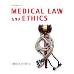 Medical law and ethics textbook