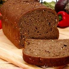 Eating food with more fibre, like dark bread, can help with coating on tongue