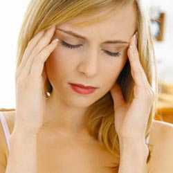 Often, tooth grinding can cause headaches