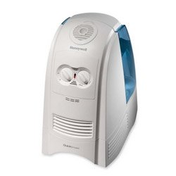 A room vaporiser can help stop dry mouth at night