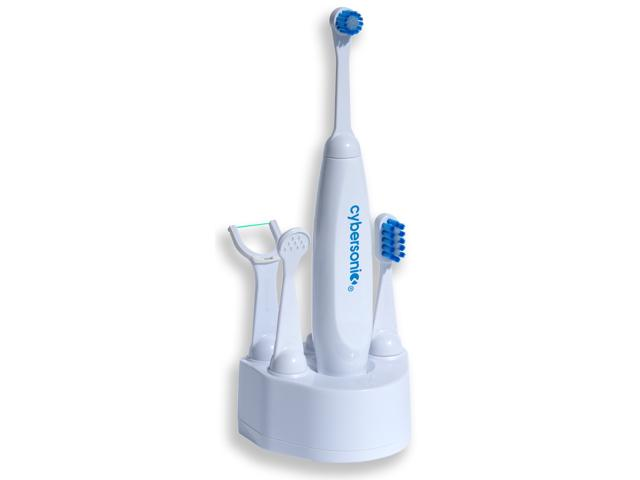 cybersonic toothbrush system