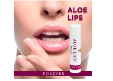 best aloe vera products - aloe lips