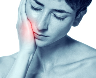 jaw bone pain