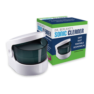 best denture products - sonic cleaner