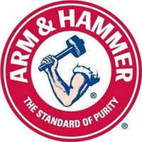 Arm and Hammer toothpaste logo