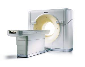 dental implant complications - a CT scanner