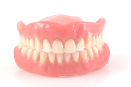 Make your own dentures